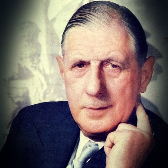 About Romania and Her People - Charles de Gaulle